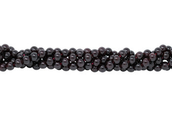 Garnet Grade A Polished 8mm Round