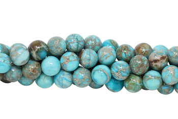 Imperial Jasper Polished 10mm Round