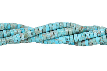 Aqua Terra Jasper Polished 6mm Heshi