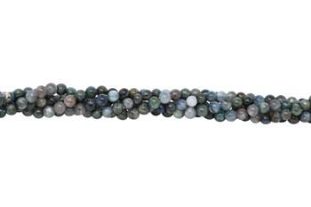 Kyanite Polished 7mm Round