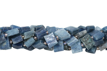 Kyanite Natural 10x12mm Rectangles
