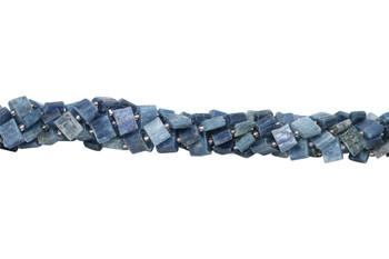 Kyanite Natural 10x12mm Rectangles
