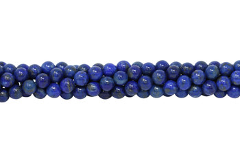 Lapis Polished 6mm Round
