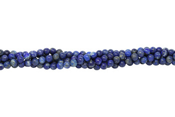 Lapis Polished 8mm Round