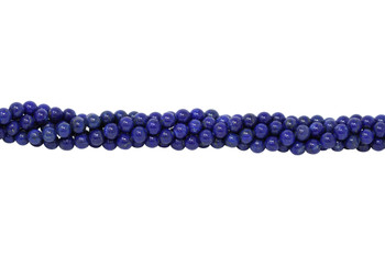 Lapis A Grade Polished 8mm Round