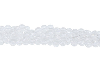 Crystal Quartz A Grade Polished 10mm Round