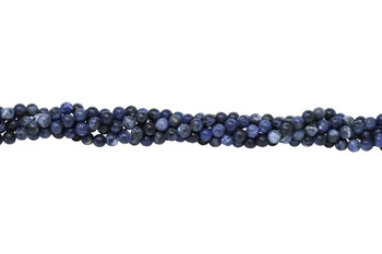 Sodalite Polished 6mm Round