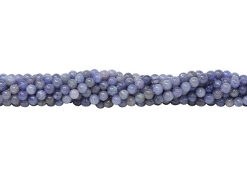 Tanzanite Polished 4mm Round