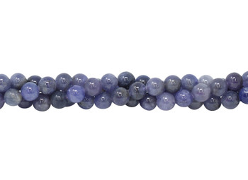 Tanzanite Polished 7-8mm Round