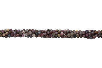 Tourmaline Polished 6mm Round