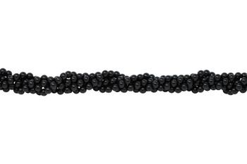 Black Tourmaline Grade A Polished 6mm Round