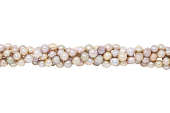 Freshwater Pearls 10-14mm Semi Round Baroque