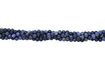 Sodalite Polished 8mm Round
