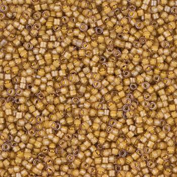 Delicas Size 11 Miyuki Seed Beads -- 2043 Luminous Almond