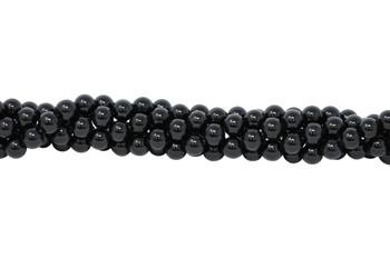 Black Onyx Polished 12mm Round
