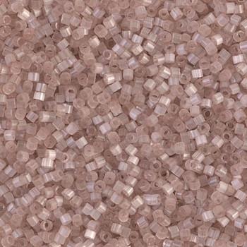 Delicas Size 11 Miyuki Seed Beads -- 826 Sandstone Silk Satin