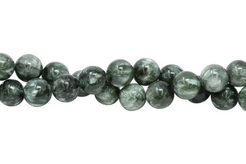 Seraphinite Polished 10mm Round