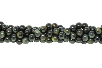 Blue Tiger Eye Grade A Polished 10mm Round