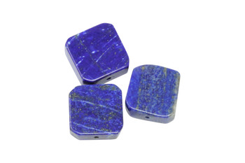 Lapis Polished 18mm Square