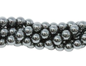 Hematite Polished 6mm Round