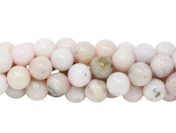 Pink Opal Polished 10mm Round
