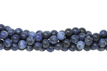 Sodalite Polished 12mm Round