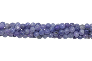 Tanzanite Polished 5mm Round