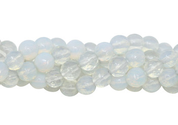 Opalite Polished 6mm Faceted Round