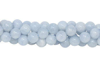 Blue Calcite Polished 10mm Round
