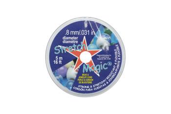 Stretch Magic® - Black - 16ft - .8mm