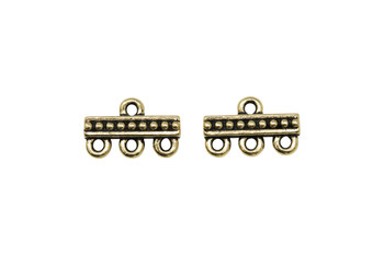 3 to 1 Link - Gold Plated