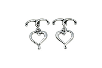 Jubilee Toggle Bar and Eye - Silver Plated