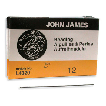 Size 12 John James Needles
