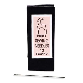 Size 12 Pony Sewing Needles
