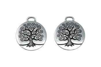 Large Tree of Life - Silver Plated