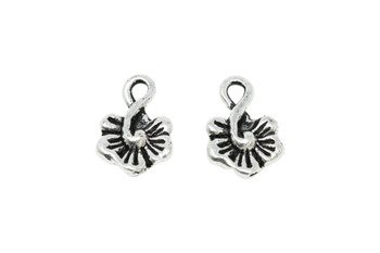 Small Blossom - Silver Plated