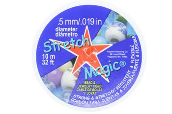 Stretch Magic® - Clear - 32ft - .5mm