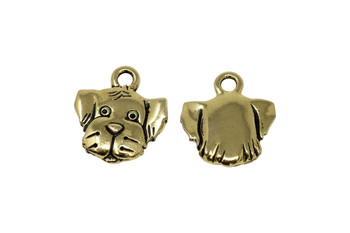 Spot Charm - Gold Plated