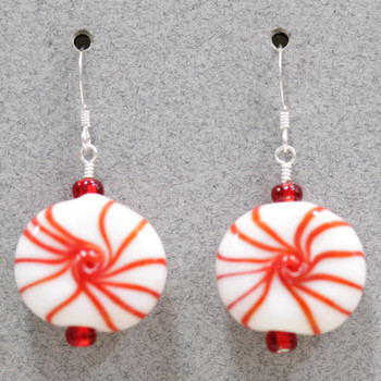 Peppermint Patty Earring Kit