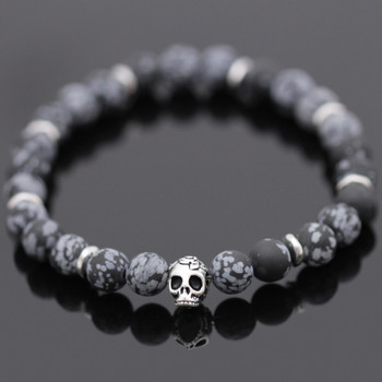 "Gemstone Stretch Bracelet Kit - ""Balanced"""