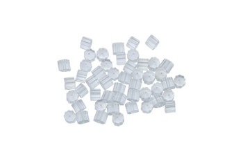 Rubber Earring Backs - 50 Pieces