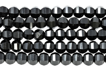 Black Tourmaline Polished 10mm Lantern