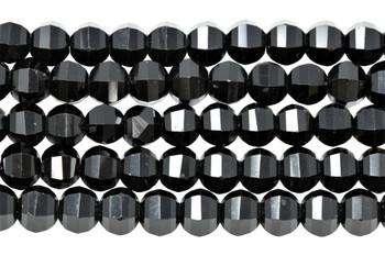 Black Tourmaline Polished 10mm Lantern