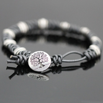 Spanish Knot Bracelet Kit: Gunmetal and Silver