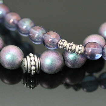Stretch Bracelets Kit - Purple Majesty