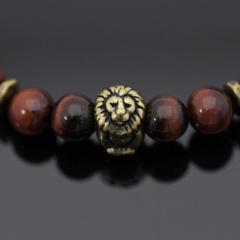 "Gemstone Stretch Bracelet Kit - ""Fierce"""