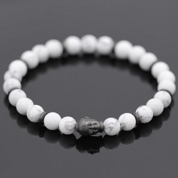"Gemstone Stretch Bracelet Kit - ""Peaceful"""