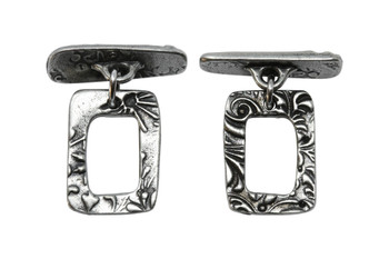 Jardin Toggle Bar and Eye - Antique Pewter