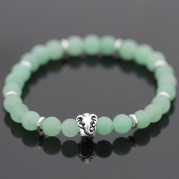 "Gemstone Stretch Bracelet Kit - ""Prosperous"""