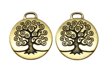 Large Tree of Life - Gold Plated